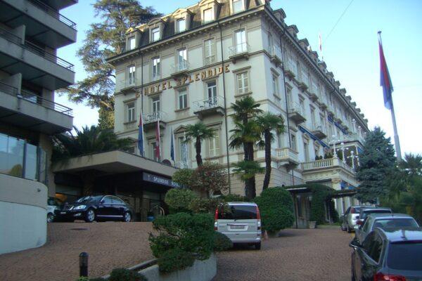 Hotel Splendid Royal – Lugano (Svizzera)